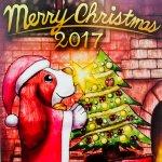 ハッシュパピー クリスマス 画像